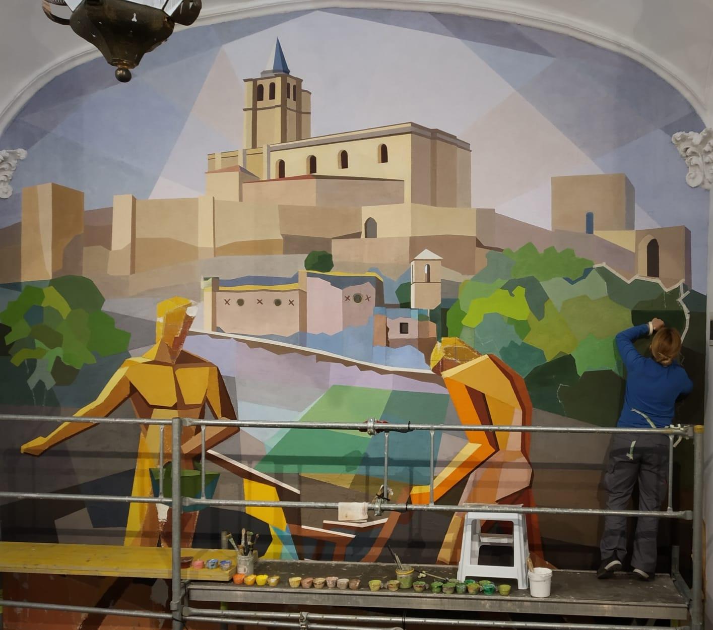 mural Casa Consistorial